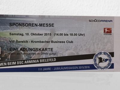 2. DSC Sponsoren-Messe