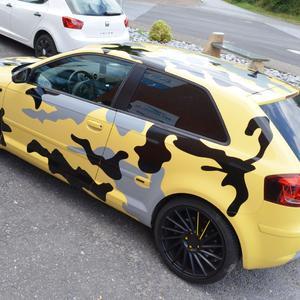 Camouflage Folierung