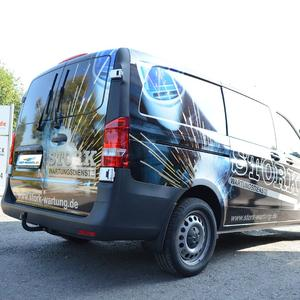 CarWrapping Mercedes Vito
