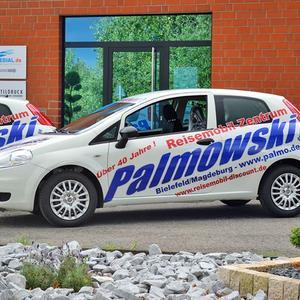 Fahrzeugbeschriftung Palmowski