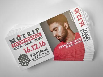 Motrip Tickets