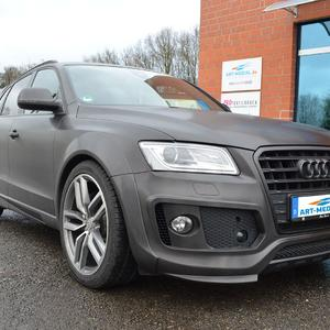 CarWrapping Audi SQ5