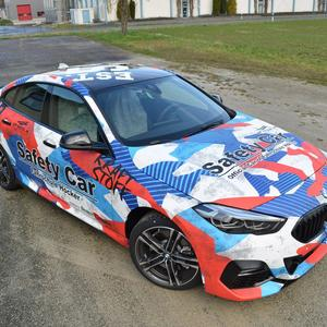 Werbefolierung BMW 2er Grand Coupe