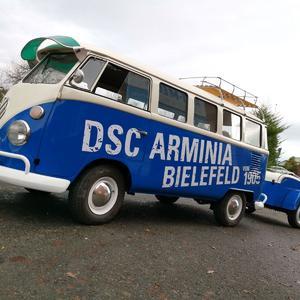 DSC ArminiaBielefeld Vollfolierung VW T1