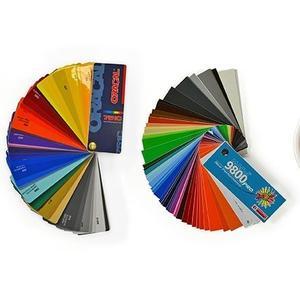 Farbfächer als Ideenfinder