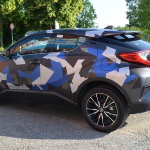 Carwrap Camouflage