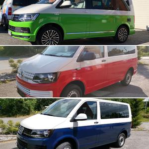 Fahrzeugfolierung VW T6
