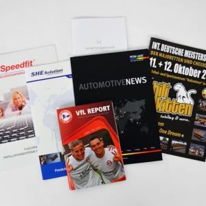Drucksachen - Hefte