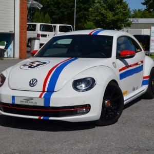 Fahrzeugbeschriftung Beetle