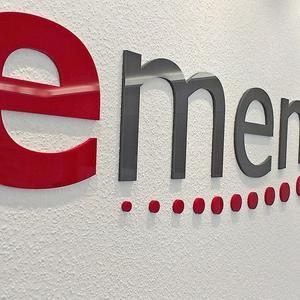 3D-Buchstaben Emendo