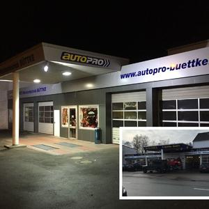 Umgestaltung Autowerkstatt Büttke